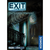 Exit The Sinister Mansion